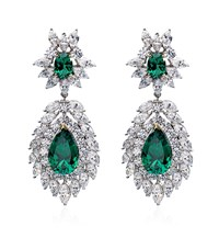 Carat Evergreen Earrings Female