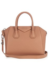 Givenchy Antigona Small Leather Tote Pink