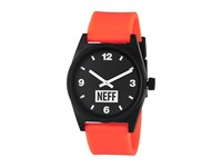 Neff Daily Watch Safety Black Watches Red