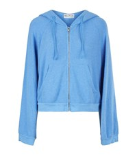 Wildfox Couture Wildfox Essentials Hideout Hoodie Female Blue
