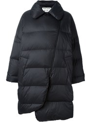 Henrik Vibskov 'Round Down' Coat Black