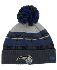 New Era Orlando Magic Flake And Shake Knit Hat