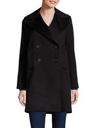 Jane Post Cashmere Peacoat Camel Black