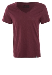 Your Turn Basic Tshirt Bordeaux