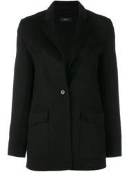 Joseph Long Blazer Black