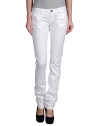 Replay Casual Pants White
