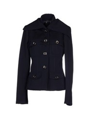 Elisabetta Franchi For Celyn B. Blazers Dark Blue