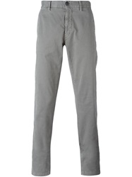 Stone Island Straight Leg Chinos Grey