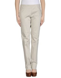 Brooksfield Casual Pants Light Grey