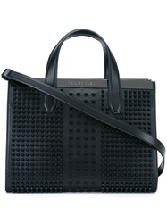 Philipp Plein Large 'Unpredictable' Tote Black