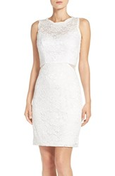 Xscape Evenings Women's Lace Sheath Dress