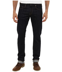 Ag Adriano Goldschmied Matchbox Slim Straight In Alpha Alpha Men's Jeans Black
