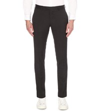 Tiger Of Sweden Gordon Slim Fit Wool Trousers Grey
