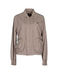 Gattinoni Jackets Dove Grey