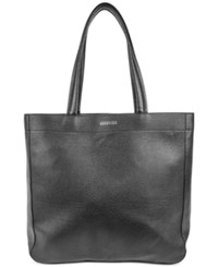 Kenneth Cole Reaction New Tote City Large Tote Gunmetal