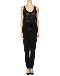 Byblos Dungarees Trouser Dungarees Women Black
