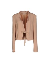 Vanessa Bruno Suits And Jackets Blazers Women Skin Colour