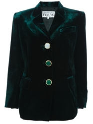 Gianfranco Ferre Vintage Skirt And Jacket Suit Green