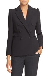 Rebecca Taylor Women's Double Breasted Suit Blazer