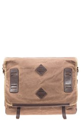 Men's Will Leather Goods 'Mt. Hood' Messenger Bag