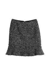 Karl Lagerfeld Mini Skirt With Zipper Multicolor