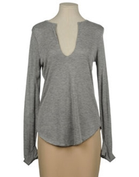 Brian Dales Long Sleeve Sweaters Steel Grey