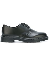 Dr. Martens 'Smooth' Lace Up Shoes Black