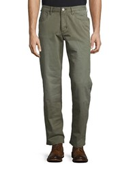 Tommy Bahama Montana Stretch Cotton Chinos Dusty Olive