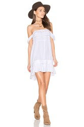 Auguste Desert Sun Play Dress White