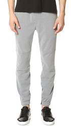 Theory Dryden Motivation Sweatpants Grey Heather