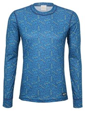 Craft Mix And Match Undershirt Stitch Blau Gelb Blue