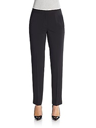 Bcbgmaxazria Harrison Slim Leg Pants Black