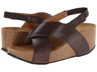 Eric Michael Rochelle Brown Women's Wedge Shoes