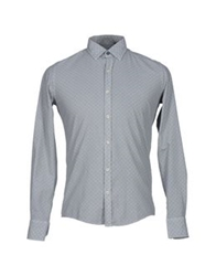 Liu Jo Jeans Shirts Grey