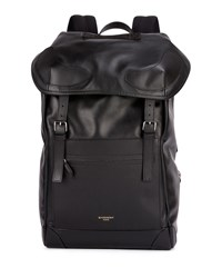 Givenchy Rider Leather Backpack Black