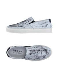 Daniele Alessandrini Homme Footwear Low Tops And Trainers Men