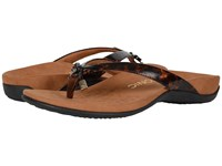 Vionic Bella Ii Tortoise Women's Sandals Brown