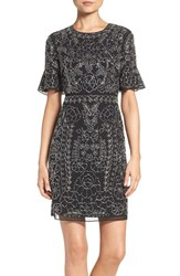 Needle And Thread Women's Beaded A Line Dress