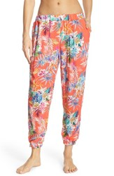 Women's Vitamin A 'Jameson' Print Cover Up Pants