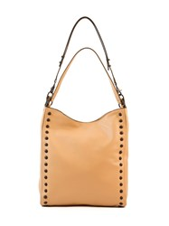 Loeffler Randall 'Hobo' Tote Bag Nude And Neutrals