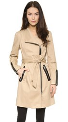 Mackage Estelle Trench Sand