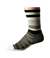 Stance Fusion Wire Lw Lime Men's Crew Cut Socks Shoes Green