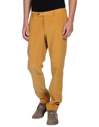 Mp Massimo Piombo Casual Pants Brick Red