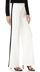 Cupcakes And Cashmere Mayfield Wide Leg Pants Ivory