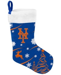 Forever Collectibles New York Mets Team Stocking Blue