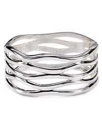 Robert Lee Morris Soho Open Weave Cuff Silver