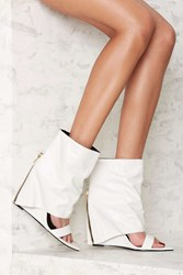 Nasty Gal Lust For Life Bandit Zipper Bootie