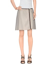 Boy By Band Of Outsiders Skirts Mini Skirts Women White