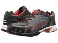 Puma Safety Fuse Motion Sd Black Red Women's Work Boots