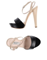 Gianni Marra Sandals Black